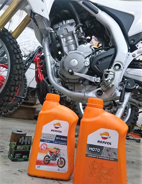 Repsol Moto Off Road 10W40