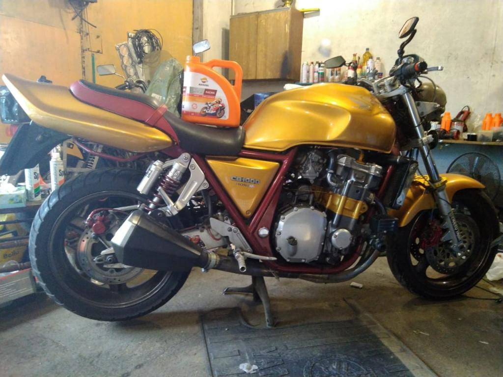 Repsol для Honda CB1000, CB1300, Gryzzly. CF Moto, Repsol Moto ATV 10W40