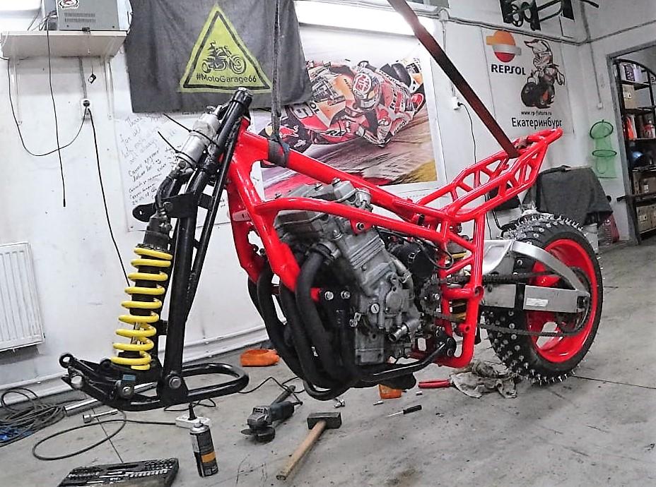 Repsol Moto Oli Дичь MotoGarage66
