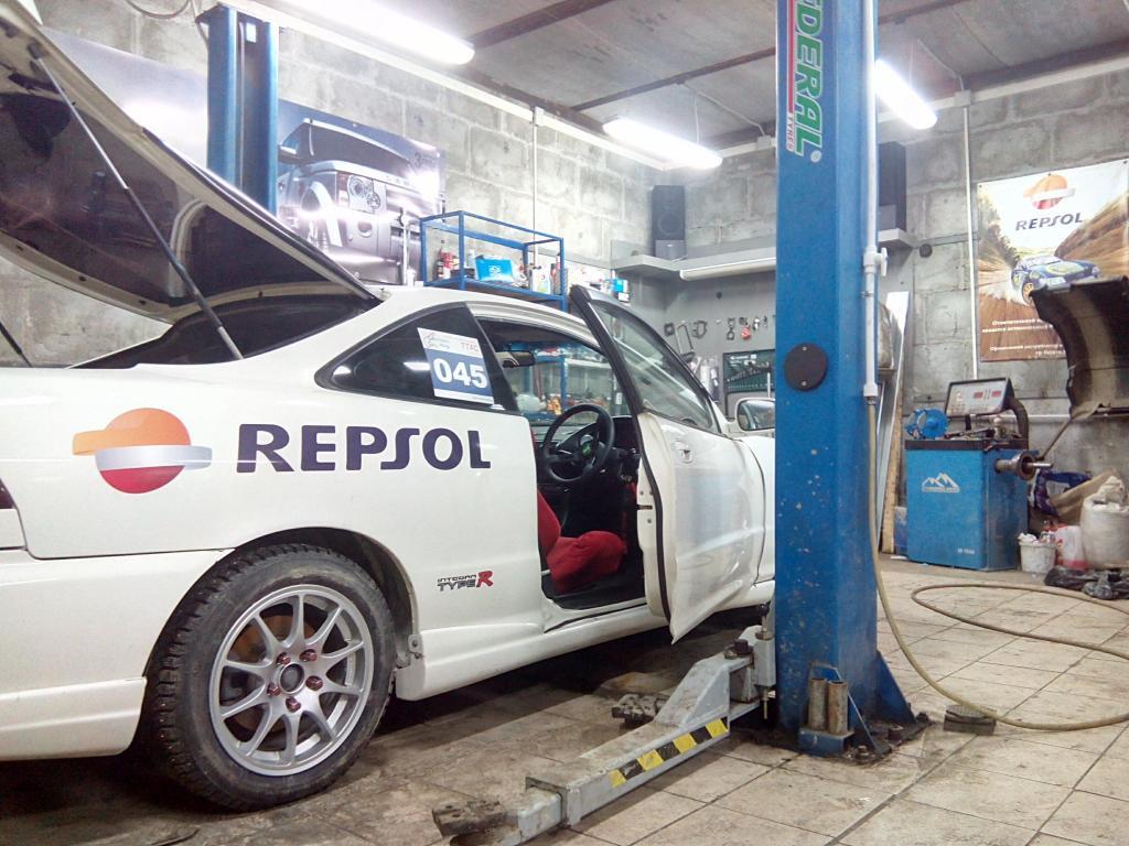 Repsol для японских, корейских, европейских, американских автомобилей
