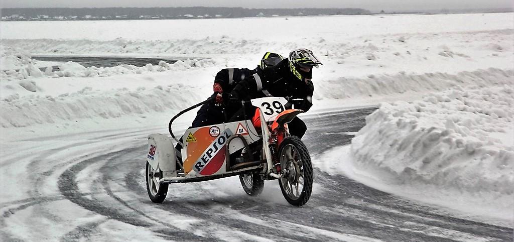Ледовая Битва 2019 Repsol MotoGarage66