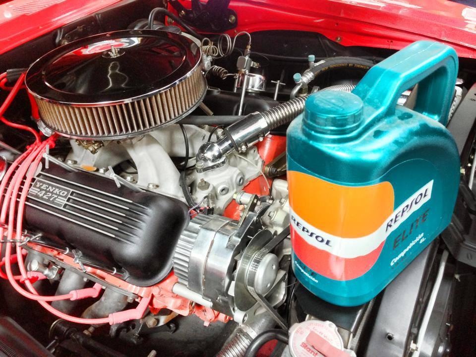 Масло моторное Repsol