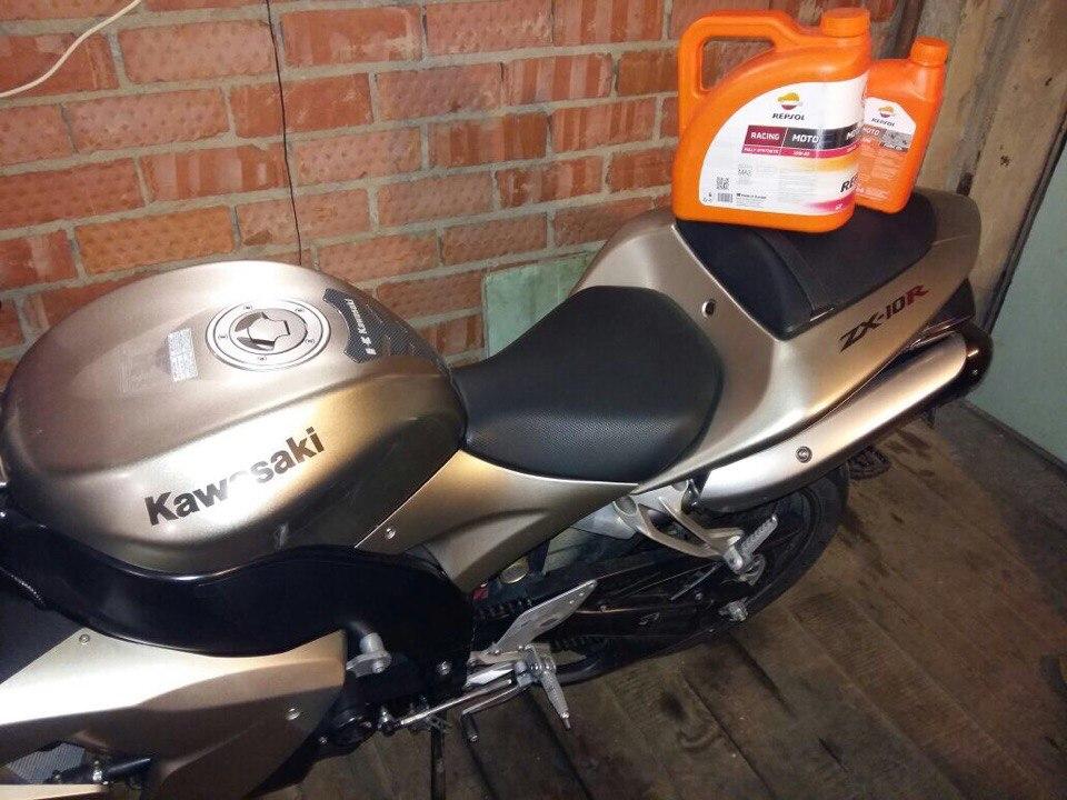 Repsol купить для мотоцикла. Kawasaki ZX10R
