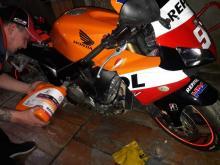 Repsol Moto Racing для Honda