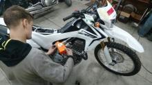 MotoGarage66 и Repsol rp futuro
