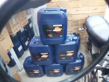 Repsol Turbo Diesel THPD 10W40 для коммерческого транспорта