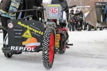 """Фотографии с первого этапа """"Ледовой Битвы"""" 2019 SteelCustoms Repsol MotoGarage66"""