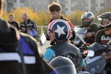 Общегородское закрытие мото сезона в Екатеринбурге 2016