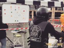 Закрытие мото сезона в Екатеринбурге 2017