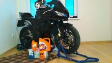 Repsol Moto Racing, Fork Oil, Dot 4, Coolant Antifreeze для Honda CBR