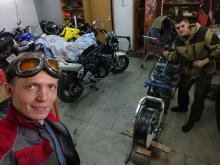 Motogarage66 и Repsol Екатеринбург