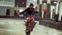 Дмитрий Трифонов - научит искусству вождения на четырёх, двух и даже на одном колесе