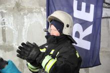 Пожарный инструктаж для детей и взрослых от друзей Motogarage66