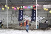 Праздник для детей и их родителей от Motogarage66 и Repsol Екатеринбург
