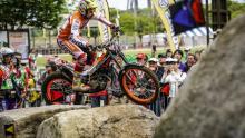 X-Trial 2018 Toni BOU Repsol Honda Montesa