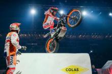 X-Trial 2019 Toni BOU REPSOL HONDA Чемпионат Мира по мото триалу